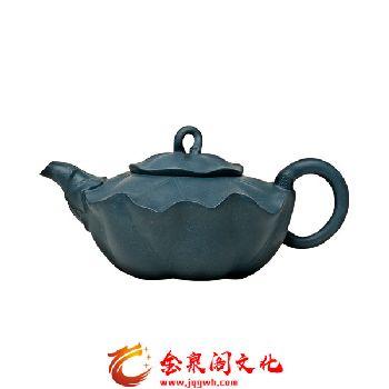 五色土紫砂茶具经典套组4