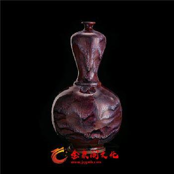 钧瓷天下福禄寿瓶典藏组1