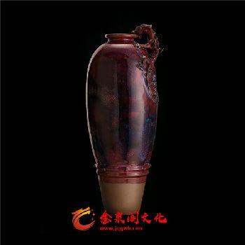 钧瓷天下福禄寿瓶典藏组2