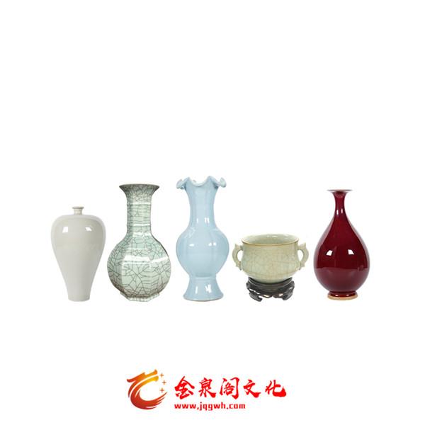 五大名窑珍藏瓷